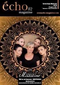Couverture Echo Magazine Montauban N°39